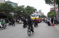 Bán nhà mặt phố Lê Thanh Nghị, kinh doanh đỉnh, 50m2, mt 5,5m, 13.8 tỷ