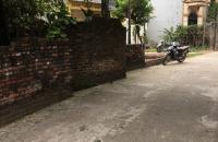 Bán đất cách mặt phố Vân Trì - Đông Anh 30m