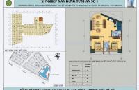 Bán cắt lỗ căn góc tầng đẹp CT5 Xa La, 72m2, giá chỉ 900 triệu