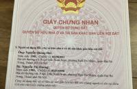 Cần bán chung cư mini ngõ 22 Tôn Thất Tùng, Thanh Xuân, LH: 0912936869