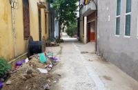 Bán đất thổ cư ở gần trường Học viện Nông Nghiệp, Trâu Quỳ, Gia Lâm, Hà Nội