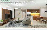 Chung cư 43 Phạm Văn Đồng – Thiết kế thông minh, Bàn giao Full nội thất.