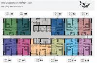 (0936104216) bán nhanh căn 1605, tòa 32A, DT 65,9m2, CC The Golden An Khánh, giá 980 tr/căn bao phí