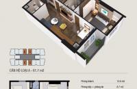 Mở bán tòa T3 Thăng Long Capital - KĐT Nam An Khánh, giá chỉ 1,2 tỷ/căn, LS 0%, LH 0988.980.469