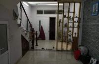 Bán nhà phân lô phố Vĩnh Phúc, ô tô đỗ cửa, Kinh Doanh, 50m2,mt 4m, 4 tầng, 8,2 tỷ.
