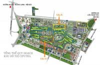 Biệt thự khu K - đang có giá đáng quan tâm nhất KĐT Ciputra. Chỉ từ 19 tỷ / căn /140m2/vat