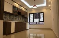 Cần bán  nhà phố Nguyễn Văn Huyên, DT 39m2x 5T, 5m2 sân, giá 3,05 tỷ,