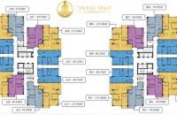 LH: 0795.768.768. Bán căn 1802-B chung cư Thống Nhất Complex 82 Nguyễn Tuân, DT: 121,94m2, giá 31tr