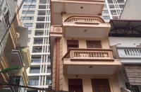 Nhà Trần Bình, Phân lô, lô góc, 45m, MT 4m, Kinh doanh, giá 6 tỷ 6: LH 0971026688.