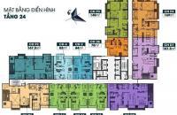 Bán căn hộ chung cư tại Dự án TSG Lotus Sài Đồng, Long Biên, Hà Nội diện tích 90m2  giá 2 Tỷ