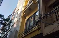 Nhà PL Quân đội phố Văn Cao ô tô đỗ cửa 67m2 x 4 tầng giá 8,6 tỷ. LH 0912442669