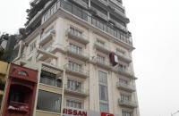 Bán tòa nhà 8 tầng MP Xuân Diệu view thẳng Hồ Tây DT 170m2 MT 6m giá 75 tỷ. LH 0912442669