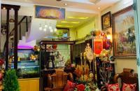 Siêu rẻ, khu Vip nhất Quận Cầu Giấy, Phố Trần Thái Tông, 43m2x5 tầng,Tặng nội thất 700Tr.