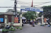 Bán nhà phố Phú Gia - Phú Thượng, Ô tô, Kinh doanh, Xây 5 Tầng, 35M2, 3.5MT, 3.2 Tỷ