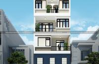 Sang nước ngoài định cư, cần bán nhà mặt đường Quang Trung, 50m, 5 tầng, có thang máy. 7 tỷ.