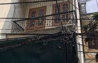 Nhà 5 tầng mặt ngõ đường phố Hoang Mai Q. Hai Bà Trưng, DT 24m2, 1.35 tỷ