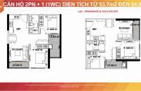 Bán  căn 2PN + 1wc. dự án Vinhomes Smart City - Tây Mỗ - Nam Từ Liêm. Hà  Nội Diện tích  59m2  ...