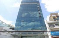 Bán Tòa nhà Vp mặt tiền cmt8, quận 3, dt 12.7x23, giá 110ty(tl), đang cho thuê 444tr/tháng ...