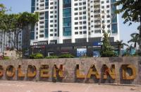 Cần bán gấp căn hộ 114m2-3PN tòa GOLDEN LAND nhà đẹp lung linh chỉ việc đến ở
