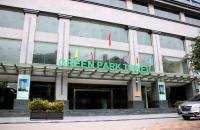 Cần bán căn hộ 104,5m2-3PN tòa Green Park Tower nhà hướng mát căn góc . LH: 0964897596