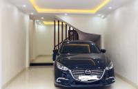 Siêu rẻ nhà đẹp, gara ôtô hai bước ra phố 5 tầng, MT rộng 5 tỷ Nguyễn Văn Cừ, Long Biên