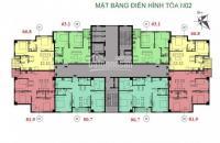 Cân tiền bán căn hộ chung cư K35 Tân Mai căn 1106 tòa N02 dt 81 m2 giá 25tr/m2 :0981129026