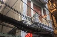 Bán nhà ngõ phố Chùa Láng, kinh doanh sầm uất hơn cả mặt phố, 50m2 giá 5,5 tỷ