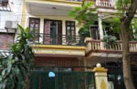 HOT. Bán nhà Biệt thự Trần Điền KDT Định Công, đường 8m vỉa hè 3m, 82m2 giá cực rẻ 9,4 tỷ