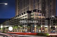 Bán căn hộ 73,7m2 2PN, mặt đường Tố Hữu, tiện ích đẳng cấp vượt trội, quần thể xanh, giá chỉ 24 tr/m2. LH 0968.139.843