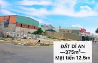 Tôi chính chủ có lô đất cần bán gấp 375m2, mt12m ngay KCN Tân Đông Hiệp, cách MP- Tân Vạn 200m, ...