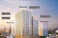 KING PALACE CẤT NÓC THÁNG 8/2019 - DỰ ÁN KHÔNG THỂ BỎ QUA KHU VỰC NGÃ TƯ SỞ - 0336.888.168