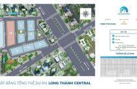 Đất nền sổ đỏ sở hữu vĩnh viễn, xây dựng tự do, cách sân bay quốc tế Long Thành 2km.