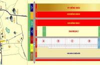 Ngân hàng thanh lý 5 lô đất giá gốc 530tr tại Tp.Đồng Xoài, Bình Phước.