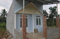 Bán nhà mới và 1 xào đất sát bên khu công nghiệp cách quốc lộ 1A 500m sau ủy ban xã Hưng Lộc