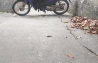 Nhà Quan Nhân-Thanh Xuân: HIẾM diện tích to, mặt tiền lớn, giá nho nhỏ