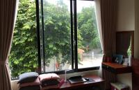 Nhà mặt phố Hoàng Cầu kinh doanh đỉnh 65m 5 tầng mt 5.4m giá 12t. Lh 0397550883