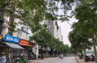 Sốc!!! Bán Mặt phố Vũ Tông Phan, Thanh Xuân 60m2 5 tầng, nhỉnh 11 tỷ, kinh doanh.