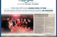Cơ hội sở hữu lô đẹp nhất nhà phố - sát biển , sân bay , sân Golf , casino quốc tế