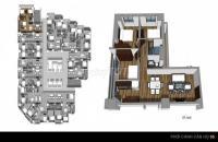 Bán gấp căn hộ 108m tòa Vinaconex 7, phường Cầu Diễn, 3PN, giá 20tr/m. LH: 0964189724