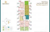 Chủ nhà căn chung cư Hope Residence Phúc Đồng tầng 909 tòa H3,DT 76.06m2 bán 20tr/m2:0981129026