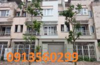 Bán nhà LK KĐT Văn Phú lô góc 3 thoáng 133m2, 4 tầng MT16m KD 9,6 tỷ
