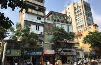 Mặt phố Hào Nam, hiếm, lô góc, 3 mặt thoáng, kinh doanh ác liệt. 52m mt 5.5m.