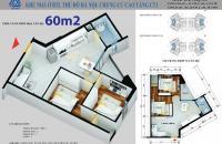 CỰC SỐC... chỉ 290tr vào tên trực tiếp HĐMB sở hữu ngay căn hộ 60m2 dự án CT1 Yên Nghĩa