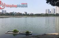 Bán Gấp nhà Mặt Phố Nguyễn Hữu Thọ 50m*MT 4m view Hồ Linh Đàm 9.2 tỷ