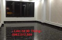 Bán Gấp nhà Mặt Phố Đường Đôi Tân Mai 53m, 7 Tầng, V.trí Kinh Doanh Vô địch.