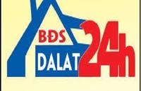 Bán gấp đất rộng mặt tiền kinh doanh đường Đankia, Đà Lạt 1.022m2 giá 17 tỷ - BĐS Đà Lạt 24h