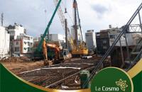Dự án: La cosmo Hoàng Văn Thụ căn hộ cao cấp trung tâm quận Tân Bình tại Đường Hoàng Văn Thụ, ...