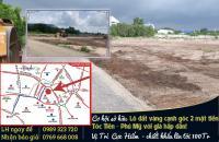 Đất nền Tóc Tiên - Phú Mỹ - Đất sơ khai - Mua lời gấp 2