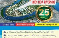 HOT 1,2 tỷ có ngay mảnh đất mặt đường Đỗ Văn Thi, Hiệp Hòa. SỔ THỔ hỗ trợ vay 70%