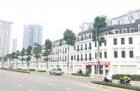 Cho thuê Shophouse Embassy Garden Tây Hồ Tây, DT124m2 ,mặt tiền 6,2m lh 0917353545
